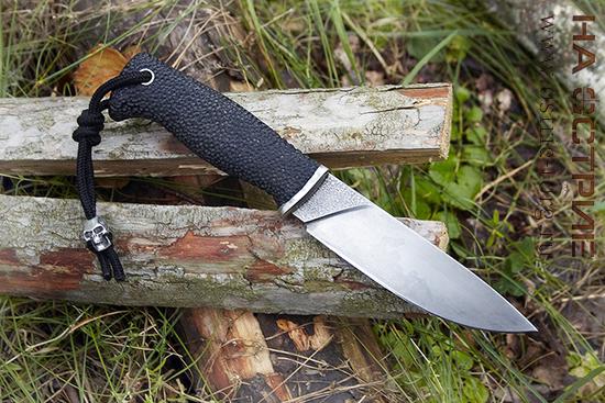 Нож РВС, сталь D2
