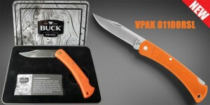 Buck VPAK0110ORSLT Folding Hunter LT купить в Москве