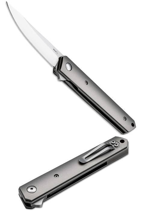 Купить нож Boker 01BO290 Kwaiken Mini Flipper Titan