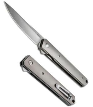 Купить нож Boker Plus 01bo296 Kwaiken Titanium Folder VG10