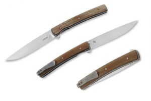 Купить нож Boker 01BO722SOI Urban Trapper Gentleman Micarta
