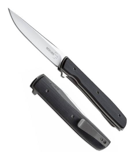Купить нож Boker Plus 01bo732 Urban Trapper G10