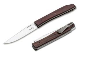 Купить нож Boker Plus 01BO787 Urban Trapper Cocobolo