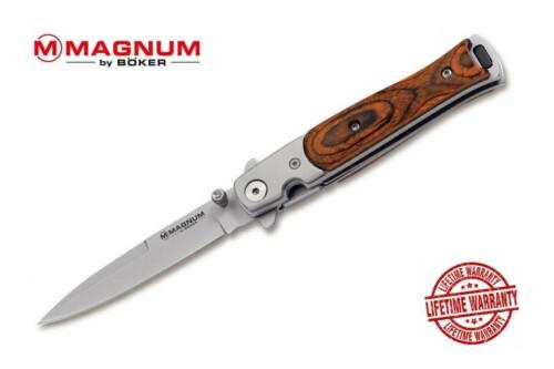 Нож Boker Magnum 01YA101 Stiletto купить в Москве
