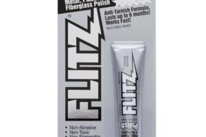 Полировальная паста Flitz BP03511 (50 гр.)