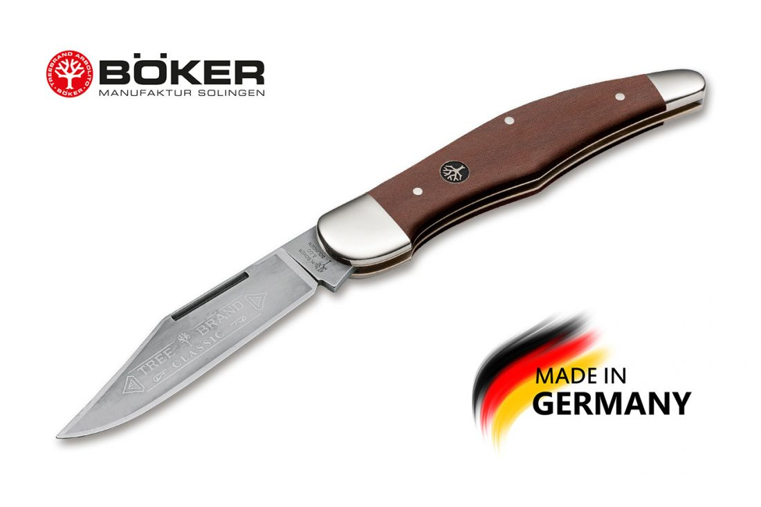 Складной нож Boker Manufaktur 20-20 Plum Wood