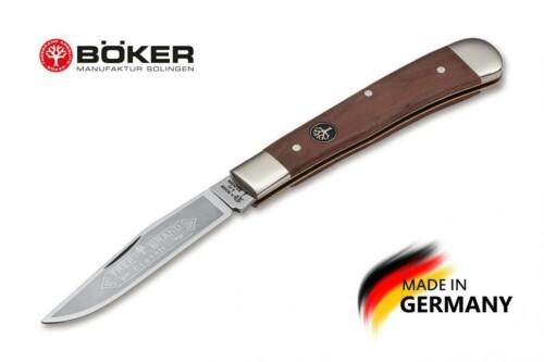 Купить нож Boker Manufaktur 112585 Trapper Plum Wood