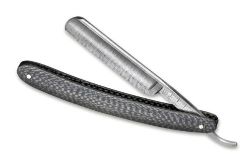 Купить бритву Boker 140560DAM Damascus Carbon в Москве