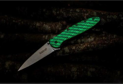 Нож Kershaw 1660GLCF Leek в Москве