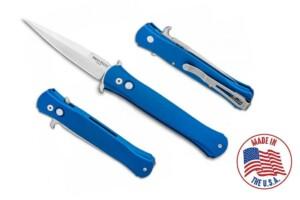 Купить нож Pro-Tech 1721 The DON Satin Blue в Москве
