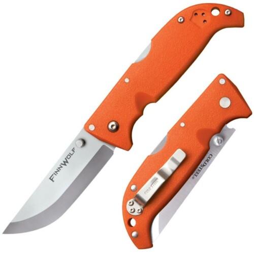 Купить нож Cold Steel 20NPJ Finn Wolf Blaze Orange