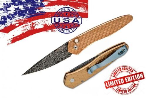Нож Pro-Tech 3454-DAM Newport купить в Москве
