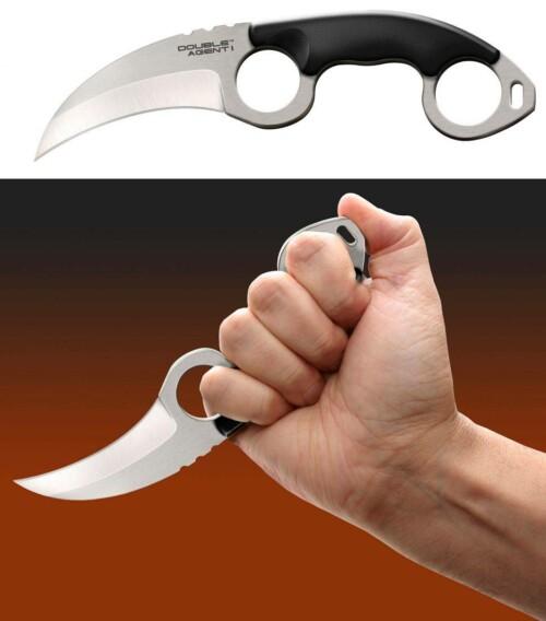 Купить нож Cold Steel 39FK Double Agent