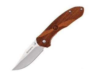"""Нож Buck Remington 40001 Liner Lock Large Wood Handle - Ножевой магазин """"На острие"""". Официальный российский дилер Buck. Качественные сертифицированные ножи с Life-гарантией - это к нам!"""