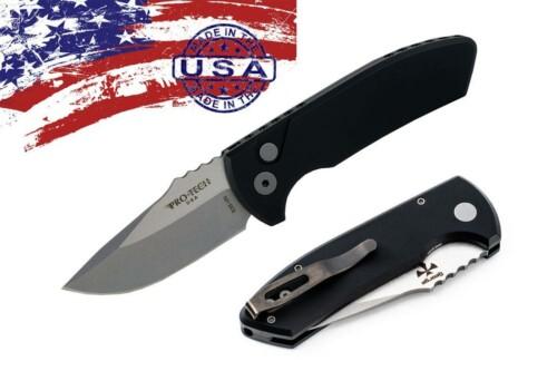 Купить нож Pro-Tech LG401 SBR в Москве