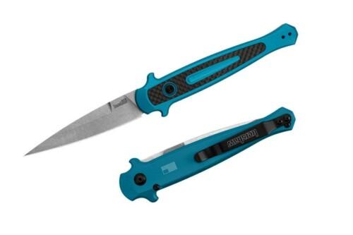 Купить нож Kershaw 7150TEALSW Launch 8 в Москве