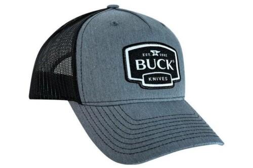 Buck 89142 Gray Logo Patch Cap купить в Москве
