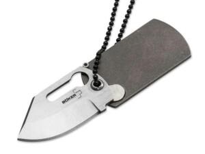 Купить нож Boker 01BO210 Titanium Dog Tag в Москве