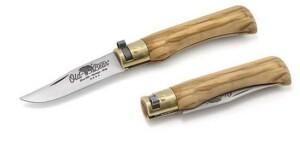 Купить нож Antonini Old Bear 930719 LU Olive Medium в Москве