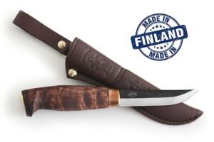 Купить финский нож Ahti Puukko Metsa 9607 в Москве
