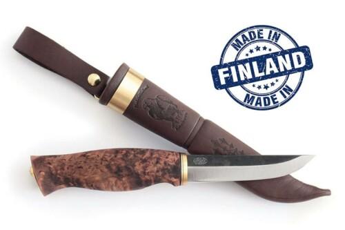 Купить финский нож Ahti Puukko Vaara 9608 в Москве
