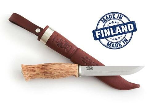 Купить финский нож Ahti Puukko Vaara 9608RST в Москве