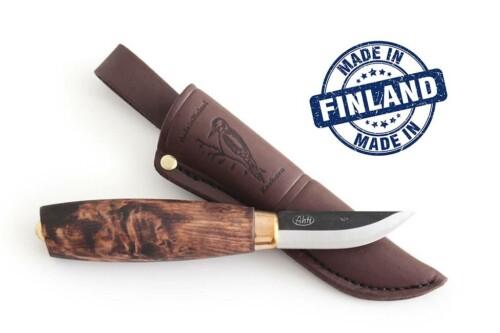 Купить финский нож Ahti Puukko Tikka 9610 в Москве