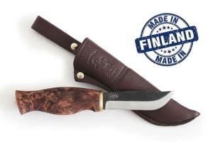 Купить финский нож Ahti Puukko Jahti 9698 в Москве