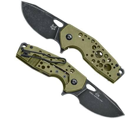 Нож FOX FX-526 ALG Suru купить