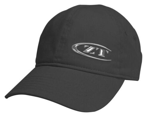 """Бейсболка черная Zero Tolerance CAPZT182 CAP2 Liquid - Интернет магазин """"На острие"""". Официальный дилер Zero Tolerance. Купить качественные ножи с пожизненной гарантией - это к нам!"""