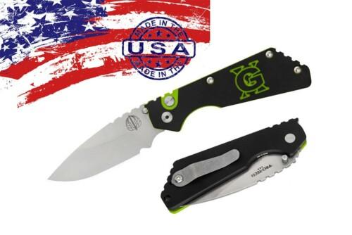 Нож Pro-Tech Strider PT AUTO GX Custom Stonewash