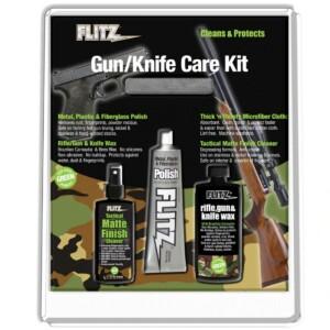 Набор Flitz KG41501 для ухода за ножами и оружием