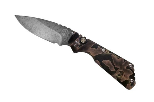 Нож Pro-Tech Strider SnG NOBLE Damascus купить в Москве