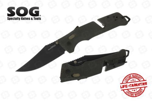 Нож Sog 11-12-03-57 Trident Mk3 Olive Drab