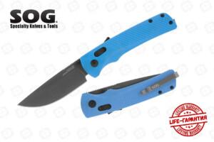 Складной нож SOG 11-18-01-57 Flash Mk3 Black Out