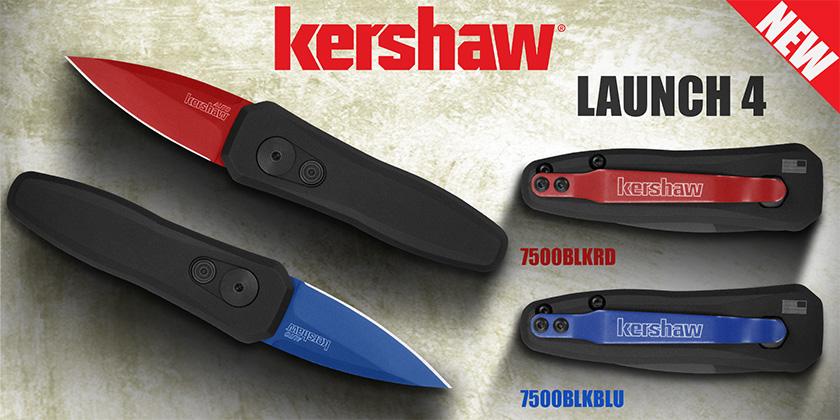 Kershaw Launch 4