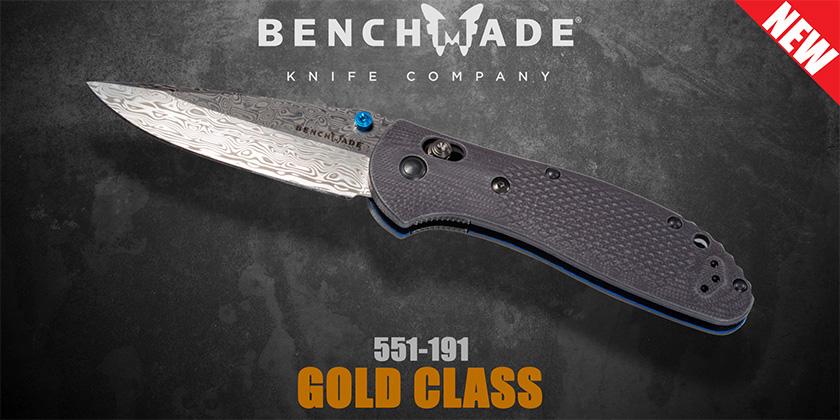 Benchmade 551-191 Griptilian