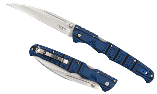 Cold Steel Frenzy
