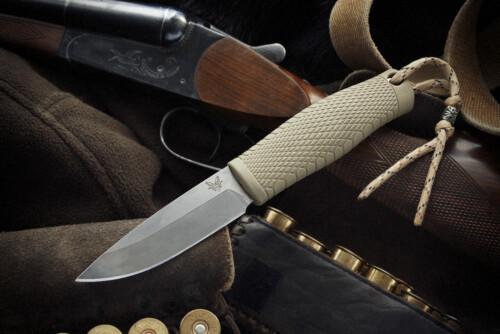 Нож с фиксированным клинком Benchmade 200 Puukko