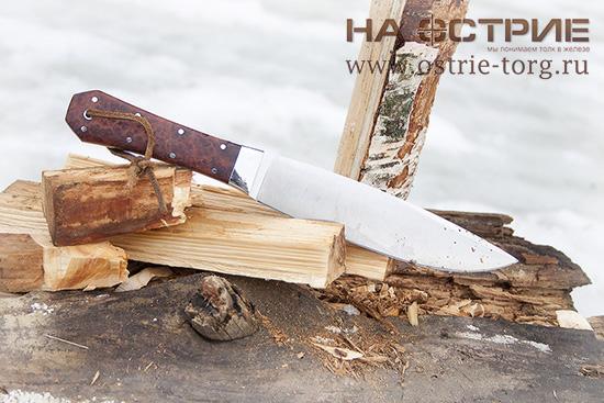 Нож Bark River Rogue