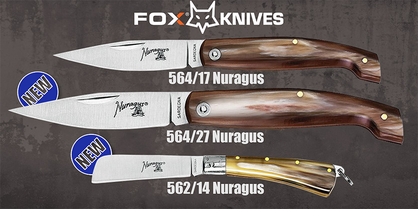 Ножи FOX NURAGUS