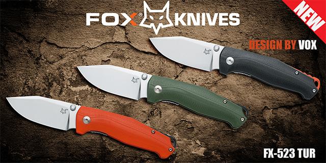 Ножи FOX Tur