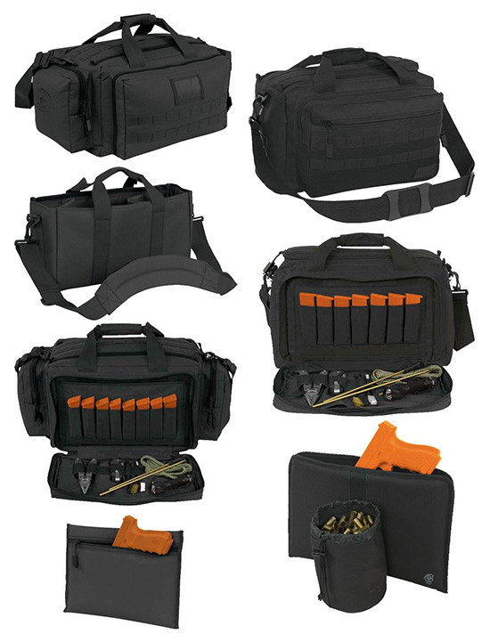 Сумки Sog YPA008SOG-008 Echo Range Bag и YPA009SOG-008 Black 6 Gear Bag