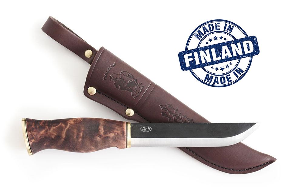 Финские ножи Ahti