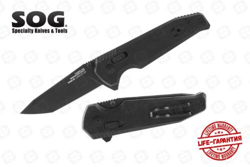 Нож SOG 12-57-01-57 Vision XR Black