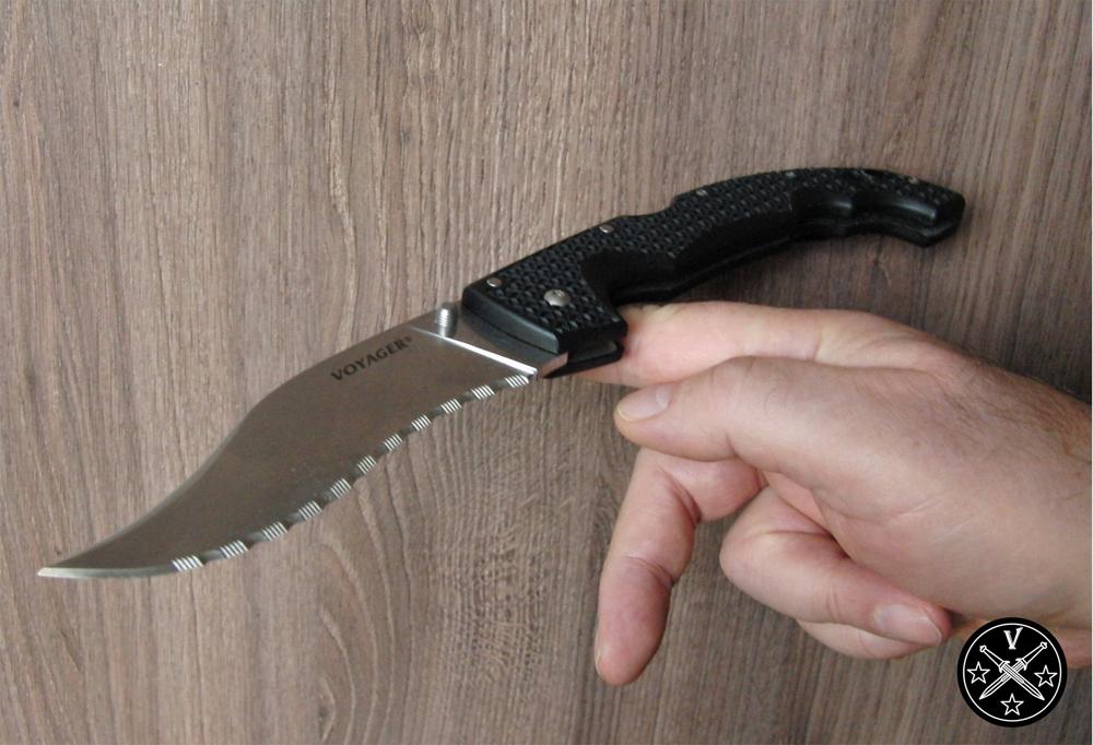 Балансировка ножа «Вакеро»