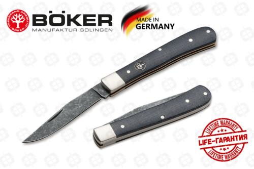 нож Boker 112595 Trapper Uno Burlap