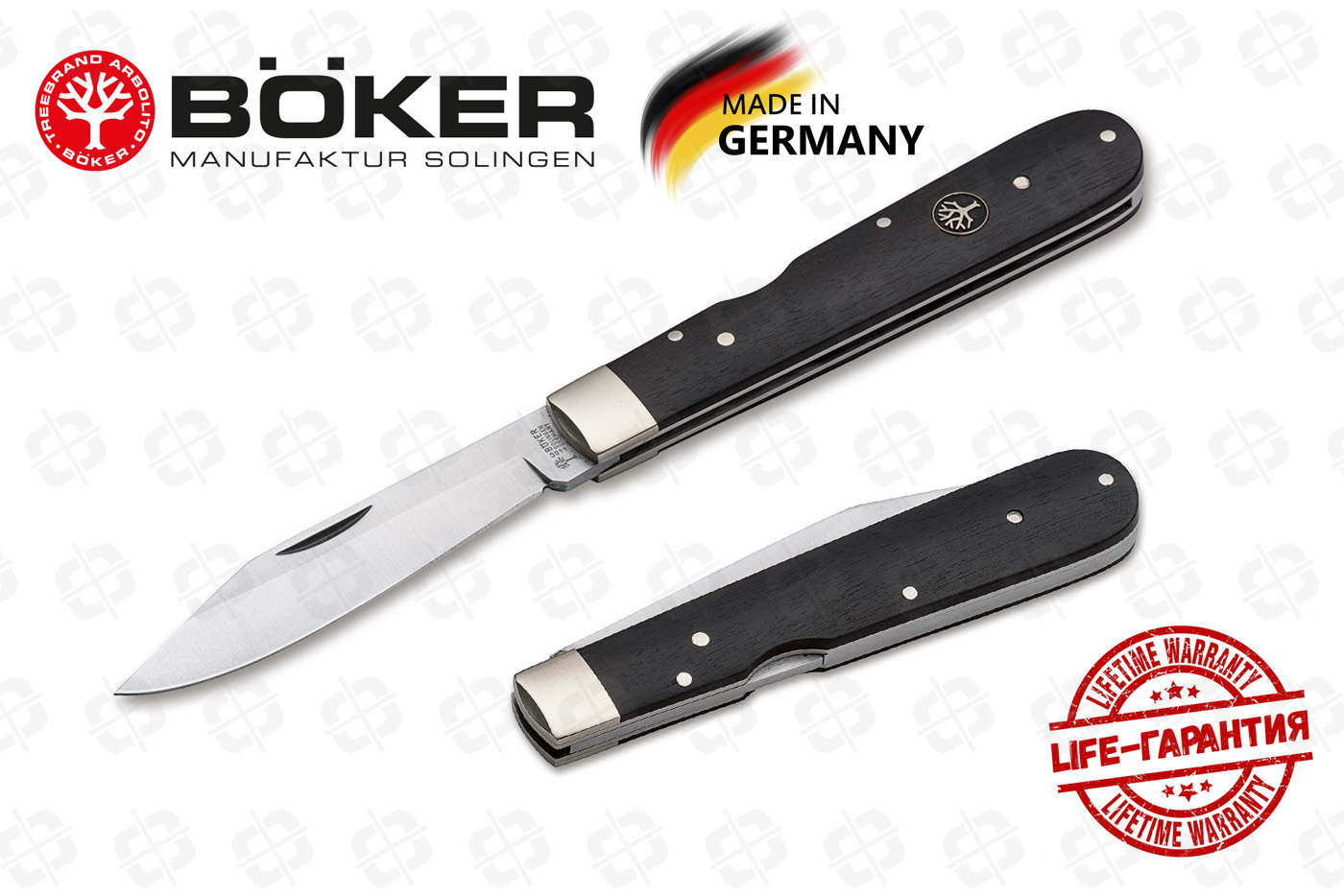 "Нож Boker 113024 ""1906"""