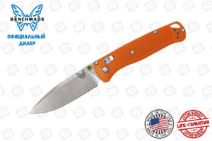 Нож Benchmade CU535-SS-S30V-NYLON-ORG Bugout