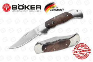 Нож Boker 113113 Optima Set Walnuss